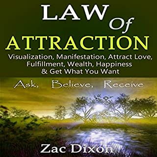 Law of Attraction, Third Edition cover art