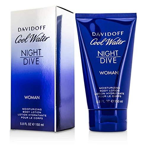 Davidoff Cool Water Night Dive Woman Körperlotion 150 ml (woman)
