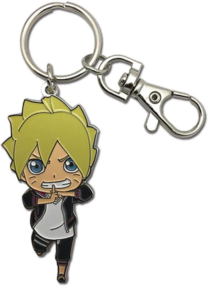 Boruto - Naruto Next Generation - Tv Series Boruto Metal Keychain