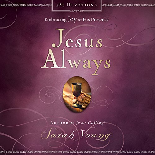 Jesus Always audiobook cover art