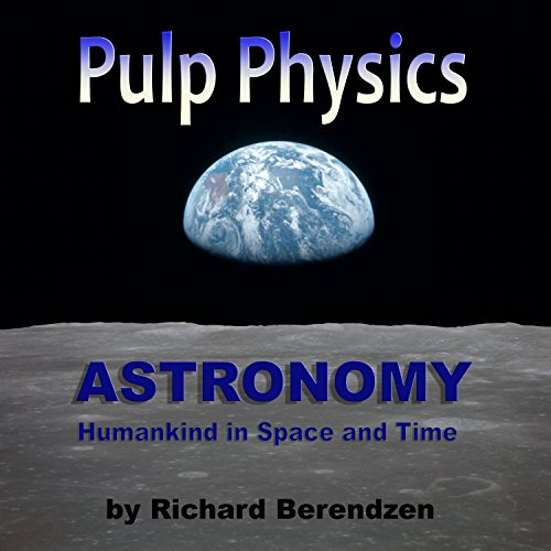 Pulp Physics audiobook cover art