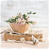Eurographics EC-BA3116 Eco Chic Flower Bouquet, 30 x 30 cm