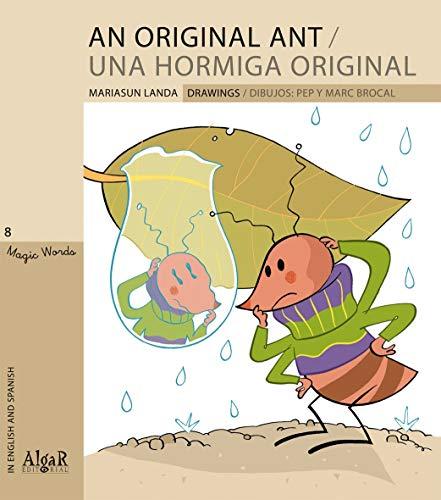 An Original Ant: 8 (Letra Mágica)