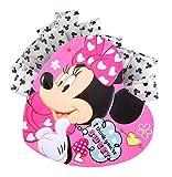 Disney Mickey Mouse Valentine's Day Heart Tin with Milk Chocolates, 3.38 oz (Minnie)