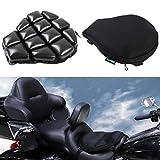 AUFER 15' x 14' Motorcycle Seat Cushion Cruiser Air Cushion...