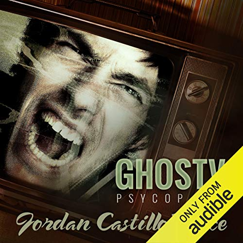 GhosTV audiobook cover art