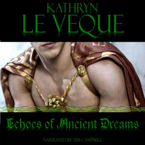 Echoes of Ancient Dreams  audiobook cover art