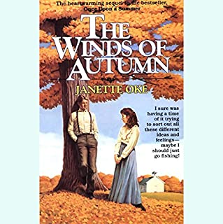 The Winds of Autumn audiobook cover art