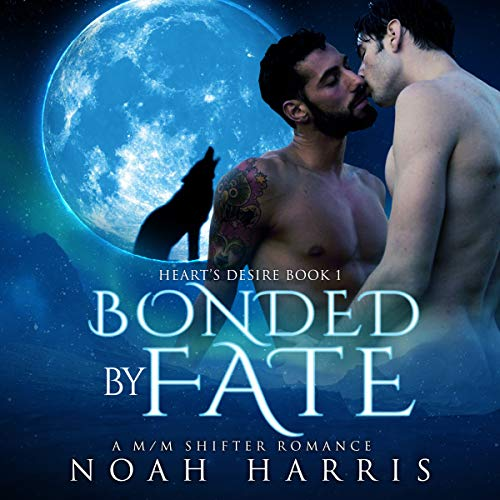 Couverture de Bonded by Fate: A MM Shifter Romance