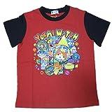 妖怪ウォッチ NEXTPETS 半袖Tシャツ レッド 赤 110cm