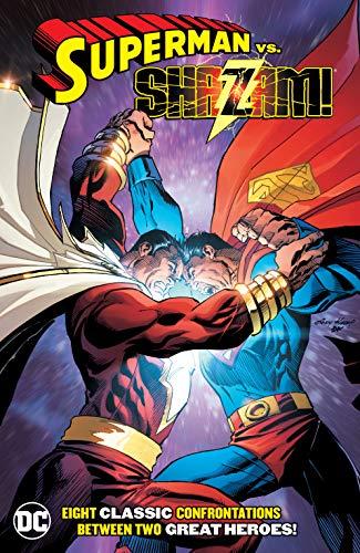 Superman vs. Shazam (DC Comics Presents (1978-1986)) (English Edition)