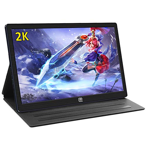13.3 Inch 2K Portable Gaming Monitor,Support USB C and...