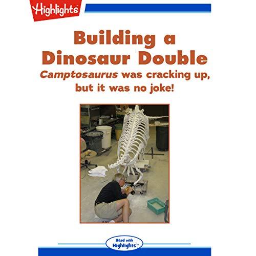 Building a Dinosaur Double copertina