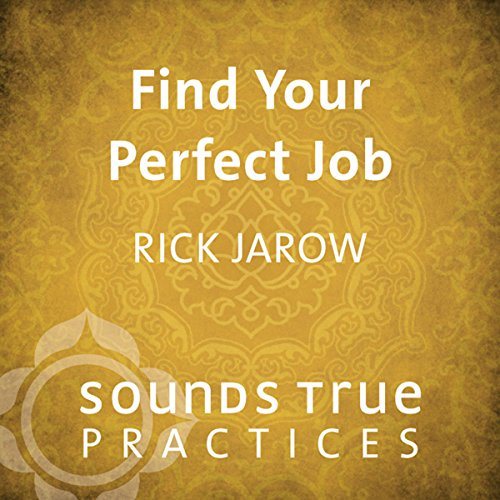 Finding Your Perfect Job audiobook cover art