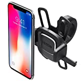 iOttie Easy One Touch 4 Bike Phone Mount Holder || Bicycle & Motorcycle Handlebar Cradle | iPhone Xs Max R 8 Plus 7 6S SE Samsung Galaxy S9 S8 & Other Smartphone