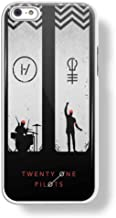 Twenty One Pilots Blurryface for Iphone and Samsung Galaxy Case (iphone 5/5s white)