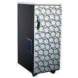 Freedom 3D Blue Automatic Domestic Flourmill Aata Maker, Flour Mill, Ghar Ghanti, Atta Chakki With Easy Clean Feature