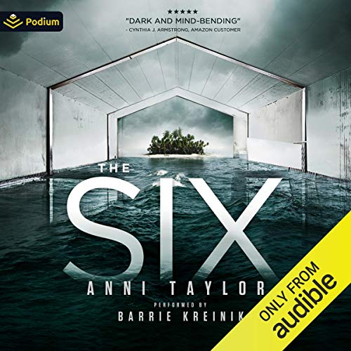 The Six  By  cover art