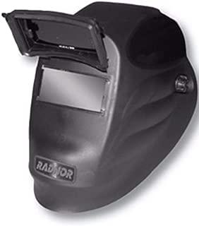Radnor 64005109 Lift Front Welding Helmet with 2