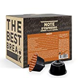 Note d'Espresso - Lot de 48 capsules de café - Exclusivement compatible avec les machines Nescafé* et Dolce Gusto* - Barley - 48 x 3 g
