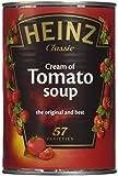 Heinz Classic Cream of Tomato Soup 4x400g - klassische Tomatensuppe