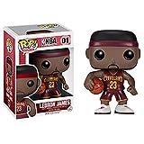 Funko Pop Kobe Bean Bryant, Lebron Raymone James, Stephen Curry, Irving, Wall, Damian Lillard, Toys ...