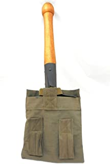 Shovel 1984 Special Forces Shovel Includes Sheath Shovel With Pouch by PetriStor