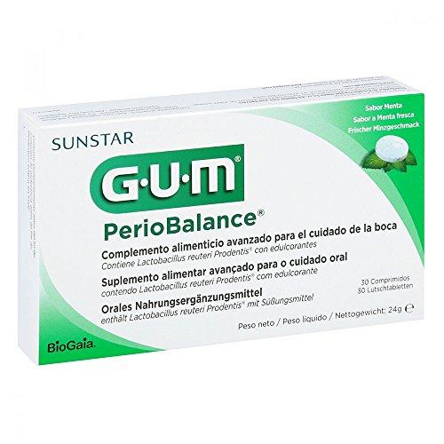 GUM PerioBalance Lutschtabletten 30 Stück Packung