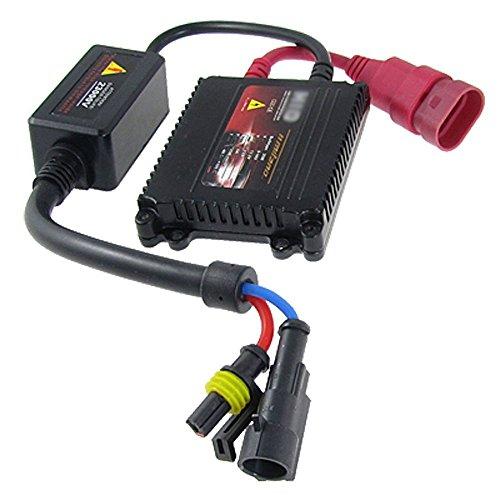 SODIAL(R) Ballast noir 35W HID de phare de voiture pour ampoule x¨¦non 9005 9006 D2S