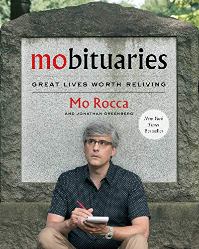 Mobituaries: Great Lives Worth Reliving (English Edition)