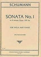 SCHUMANN - Sonata Op.105 en La menor para Viola y Piano (Katims)