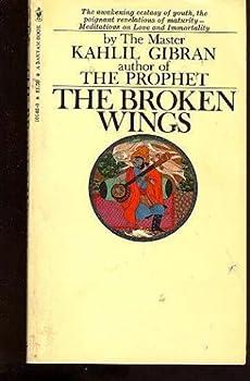 Paperback Broken Wings Book