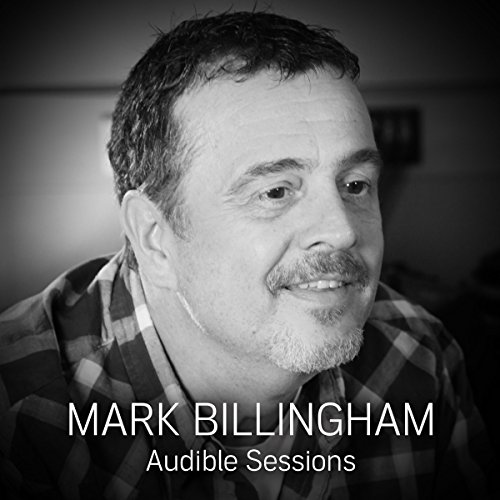 Mark Billingham - June 2017 audiobook cover art