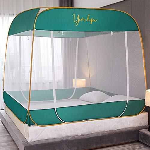 Zeemer Bedtent oppoppen muggennet bed overkapping baby uitstapje insecten vliegengaas slaapkamer muggennet vouwbaar ontwerp met onder, 2 vermeldingen