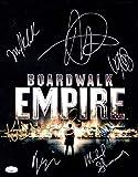 Boardwalk Empire Cast Signed Autographed 11X14 Photo...