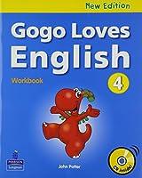 Gogo Loves English (2E) Level 4 Workbook with CD