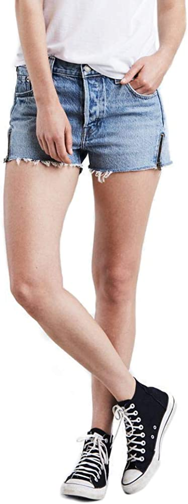 Levi's New product Women's 501 A surprise price is realized Altered Zip Short