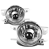 Honda Civic Del Sol EG EH6 Pair of Bumper Driving Fog Lights (Clear Lens)