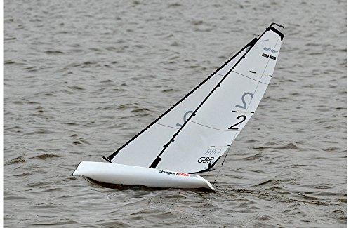 Barca a vela modello Ripmax ARR 950 mm Joysway Dragon Flite 95