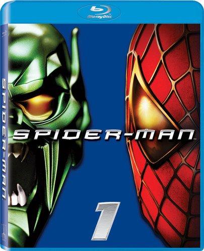 Spider-Man (2002) [Edizione: Stati Uniti] [USA] [Blu-ray]