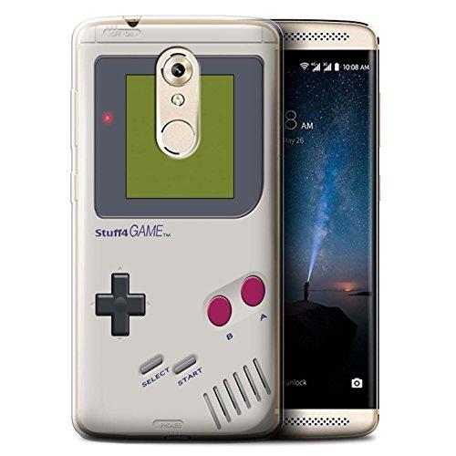 Hülle Für ZTE Axon 7 Mini Spielkonsolen Nintendo Game Boy Design Transparent Dünn Flexibel Silikon Gel/TPU Schutz Handyhülle Case