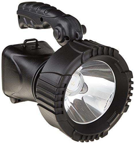 Max Burton 6985 3-Watt LED Spotlight, Black, 8.5 x 5 x 6.75-Inch