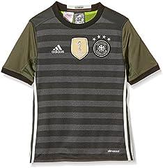 Adidas Camisetas Selección Alemana 2ª Equipación UEFA EURO 2016  DFB Niños