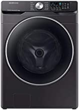 Samsung WF45R6300AV 4.5 cu. Ft. Black Stainless Smart Electric Front Load Washer with Super Speed