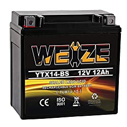 10 Best Interstate Motorcycle Batteries