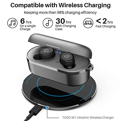 Product Image 8: TOZO T10 Bluetooth 5.0 Wireless Earbuds