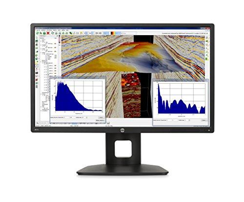 Hp Z27S Monitor 27' UHD IPS con Retroilluminazione a...