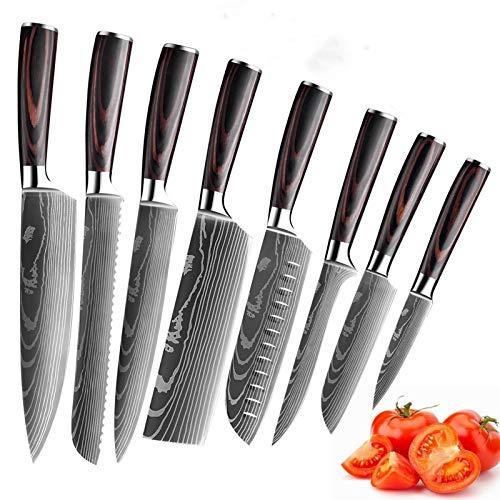 Cuchillos Profesionales de Cocina Alemanes Marca MDHAND