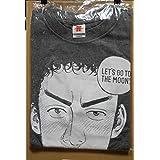 当選品ポカリスエット宇宙兄弟限定オリジナルデザインTシャツSサイズ