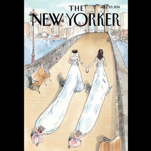 The New Yorker, July 25th 2011 (Alec Wilkinson, Calvin Trillin, Robert Coover) audiobook cover art